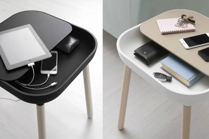 The End Table Inspired By Apps So Cool Modular Furniture Interior Accessories