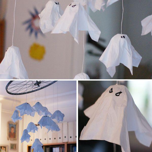 Halloween  trois astuces déco faciles à réaliser pour la