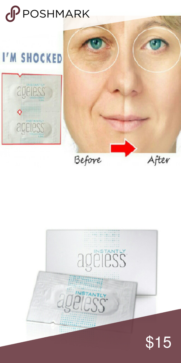 10 Instantly Ageless Jeuness Face Eye Lift Cream Just Try It Amazing