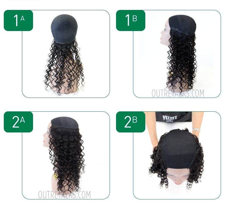 How to make a wig qa a step by step process to make your