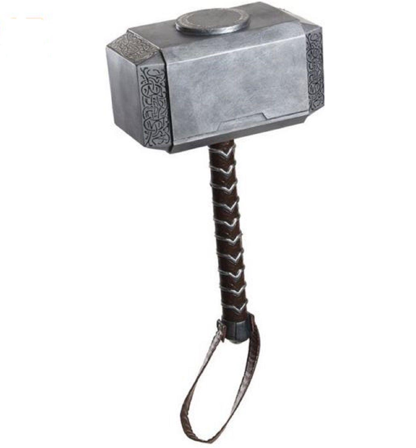 thor hammer replica kids avengers movie marvel costume battle model