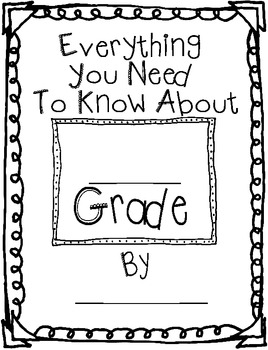 Everything You Need To Know About ___ Grade: Advice for