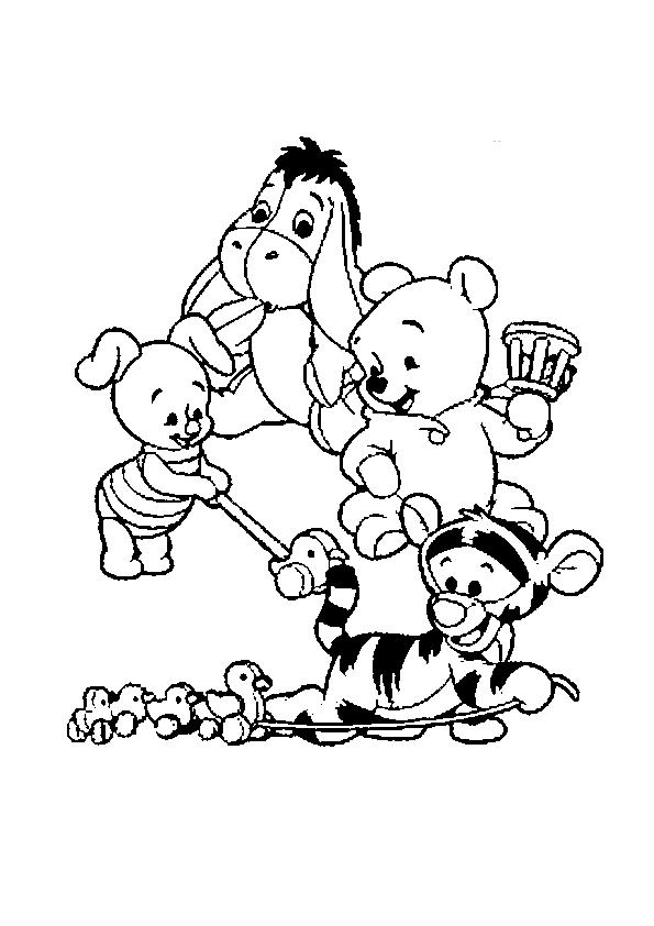 punto croce winnie the pooh - Cerca con Google | Printable Color ...
