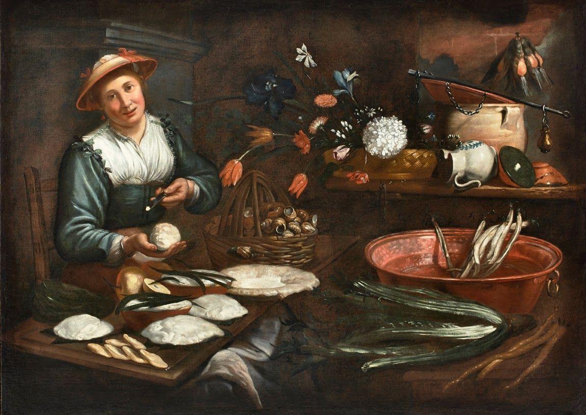 La Storia Della Cucina la storia della cucina italiana attraverso l'arte in mostra