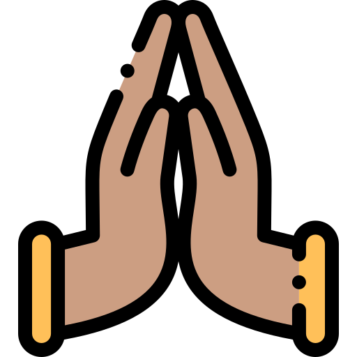 823 Free Vector Icons Of Prayer Vector Free Vector Icons Free Icons