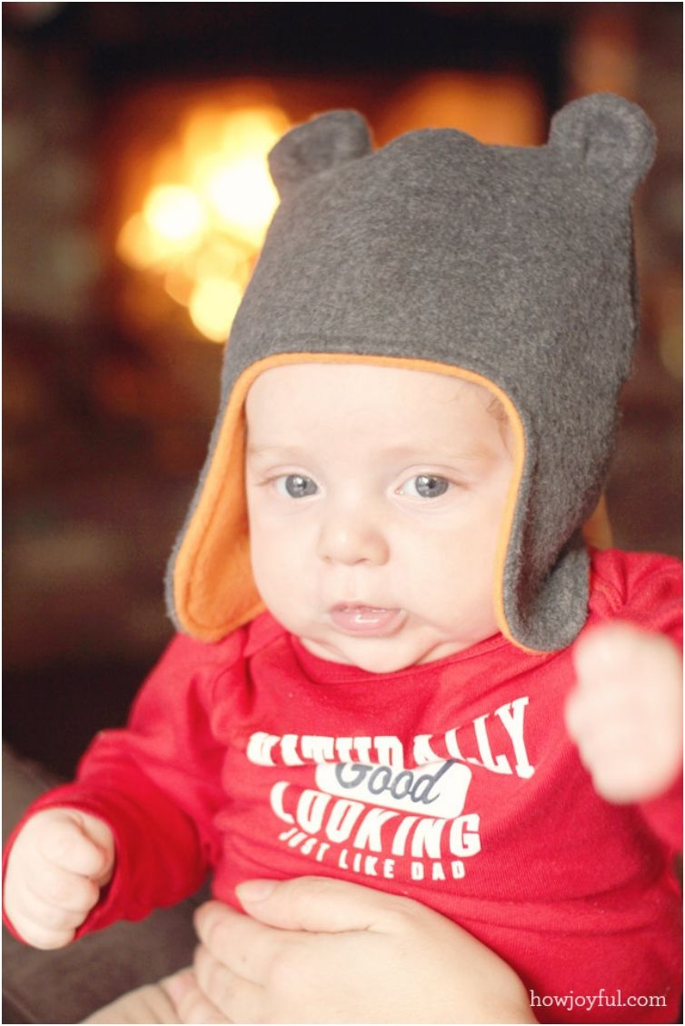 22 Tutorials And Patterns For Adorable Winter Hats For Kids ...