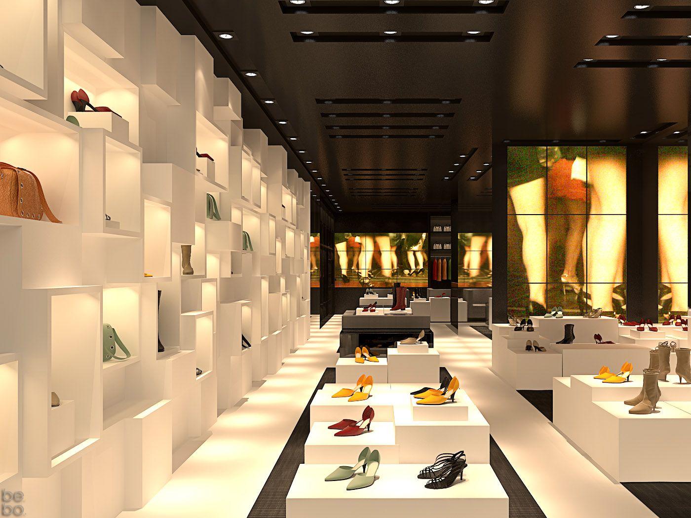 b045ae8891 Pin de ΣΤΑΥΡΟΣ em μαγαζι με παπουτσια   Lojas de sapatos, Lojas de ...