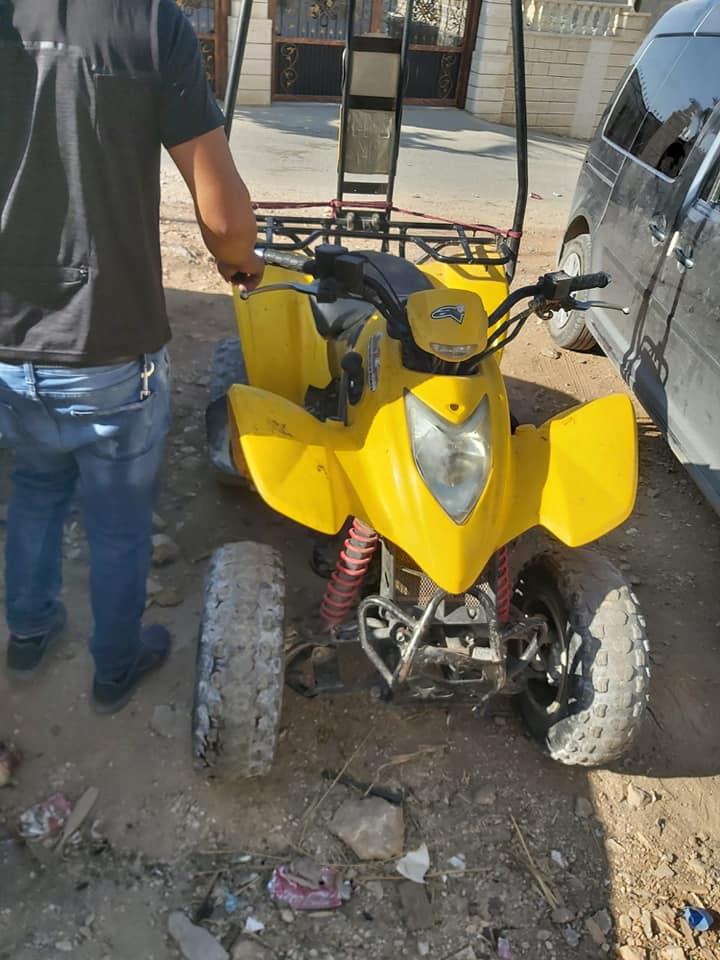 تراكترون للبيع شطب سوق البلد Vehicles Moped Motorcycle