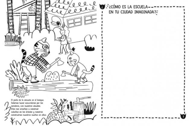 20 Cuentos Infantiles Creativos Para Dibujar Garabatear Y Colorear Libros De Arte Arte Para Ninos Arte Y Educacion