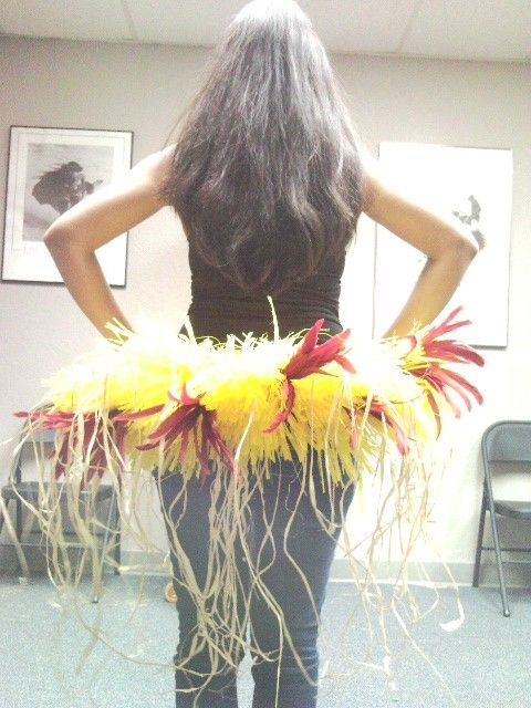 Cook Island Hip Hei