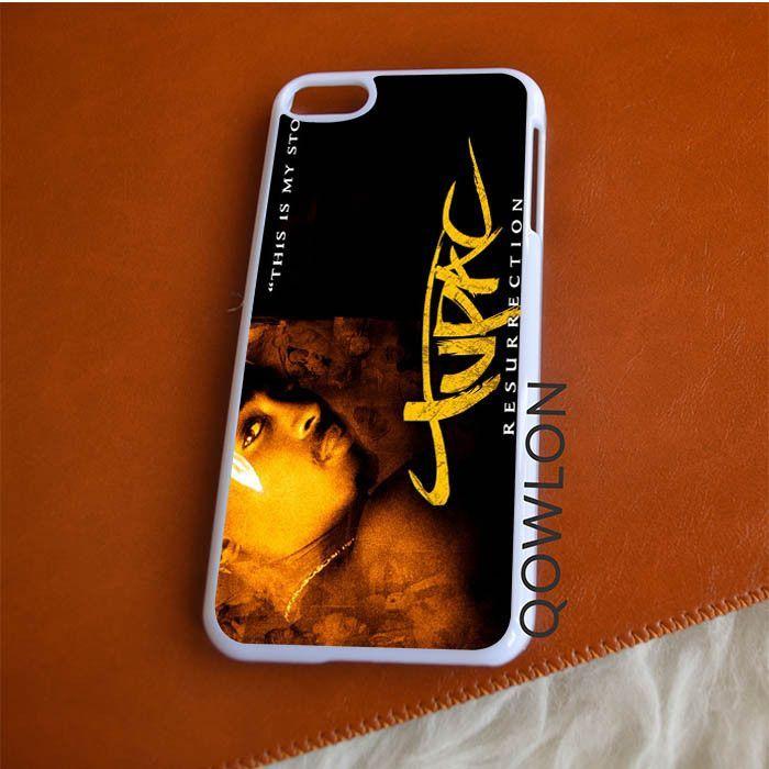 Tupac Shakur Resurrection iPod Touch 6 | 6TH GEN Case
