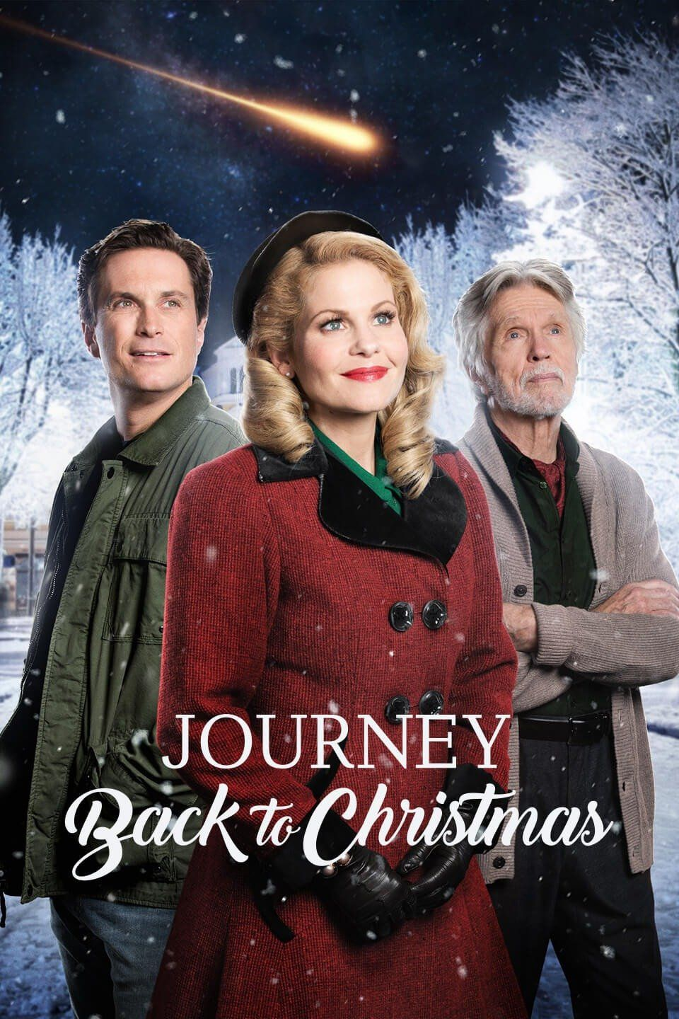 Journey Back to Christmas (2016) (Hallmark) | Movies I\'ve Seen in ...