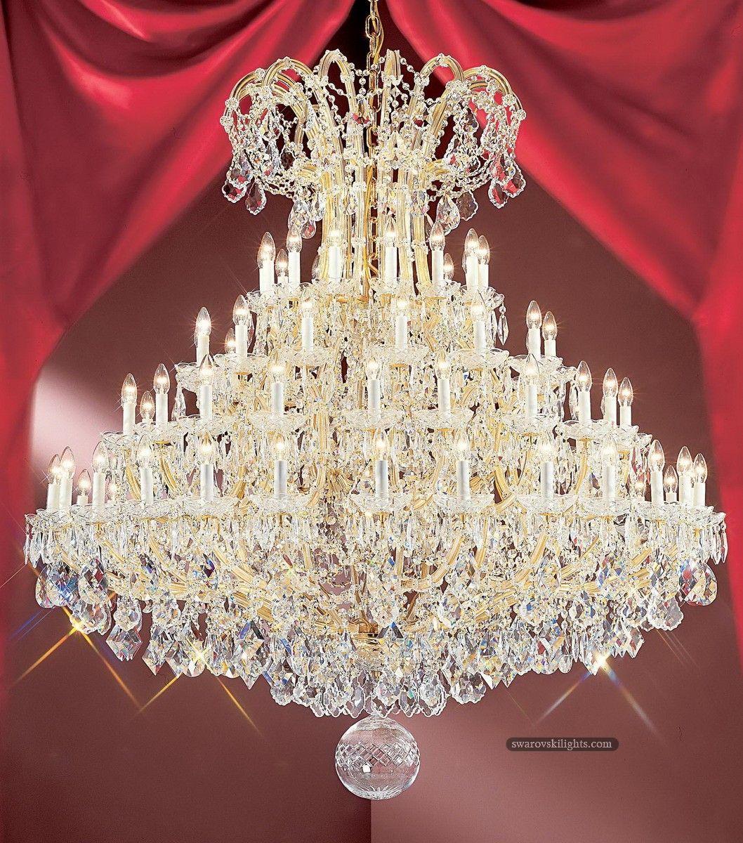 394056Maria Theresa ChandeliersZhongshan Sunwe Lighting CoLtd We