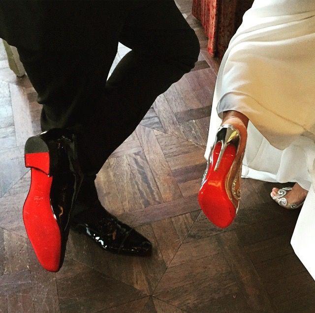 2017 Louboutin Couple