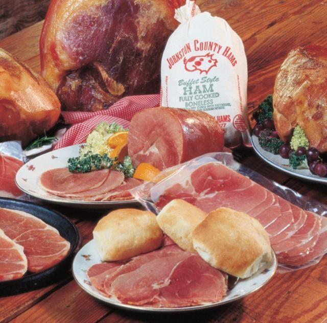 Johnston County Hams Food Smithfield Ham Smoked Turkey