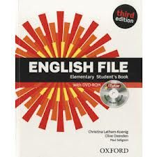 Books Should Be Free For Everyone English File Elementary 3rd Edition Student S Book English File Teacher Books Learn English