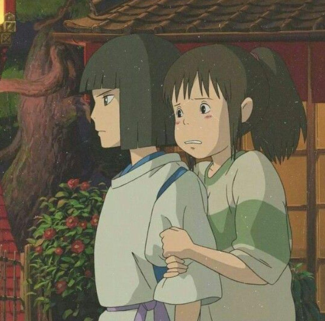 R O S I E Studio Ghibli Spirited Away Studio Ghibli Characters Ghibli Art