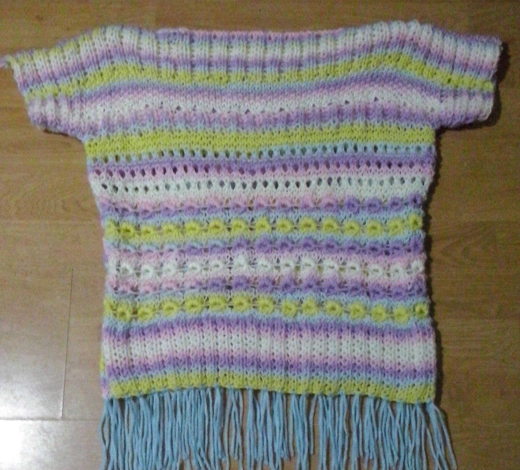 camisola franjinhas