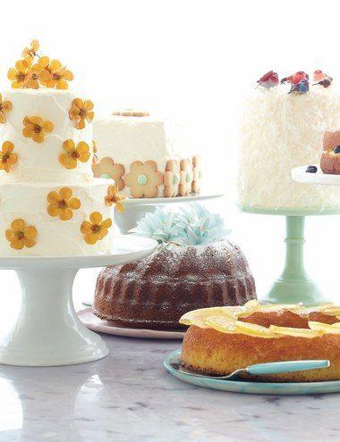 spring cakes / sweet paul