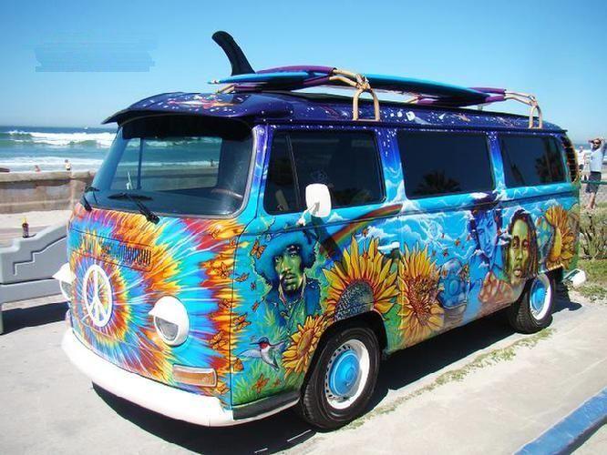 combi volkswagen graffiti cars vw bus vw camper hippie car. Black Bedroom Furniture Sets. Home Design Ideas