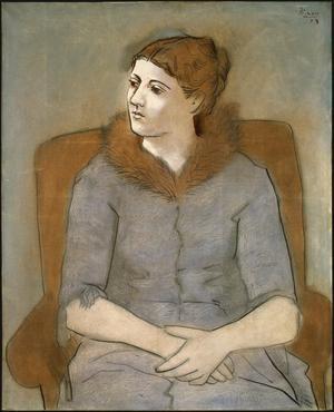 Madame Picasso