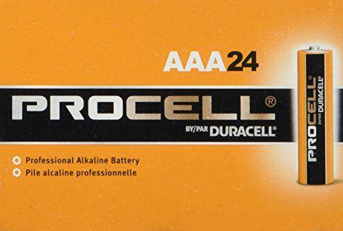 Duracell Alkaline Battery Aaa 1 5 V Box 24 Duracell Alkaline Battery Battery Sizes