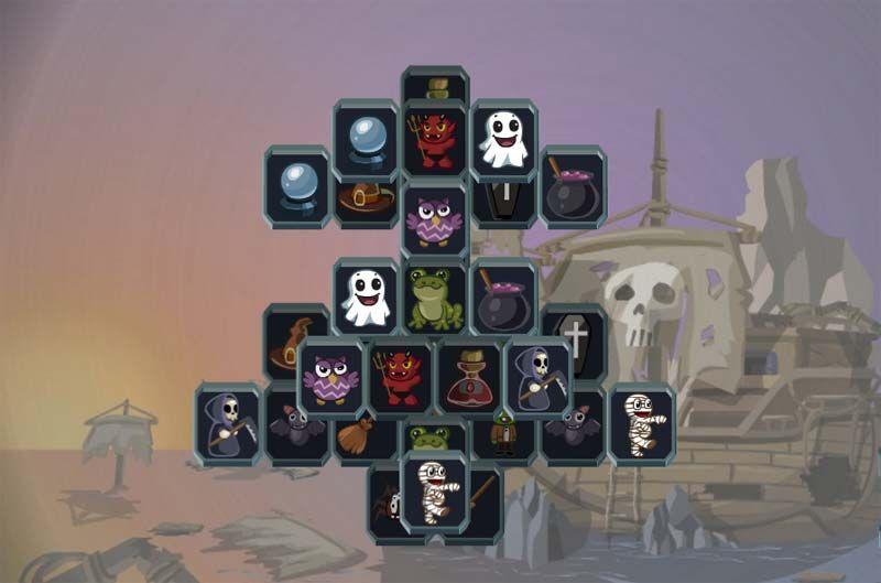 страшные игры игровые автоматы черепа