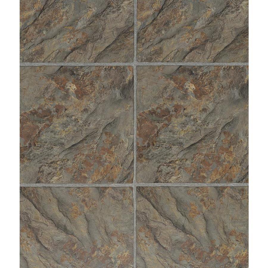 Wellmade Luxury Vinyl Tile 5 Piece 12 In X 36 In Multi Color Slate Interlocking Vinyl Tile Lowes Com Luxury Vinyl Tile Flooring Vinyl Tile Vinyl Tile Flooring