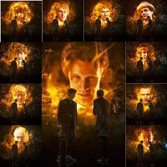 The eleven doctors!