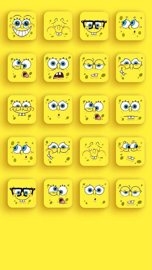 Background Iphone Spongebob Wallpaper Yellow Spongebob Iphone Wallpaper Spongebob Wallpaper Spongebob