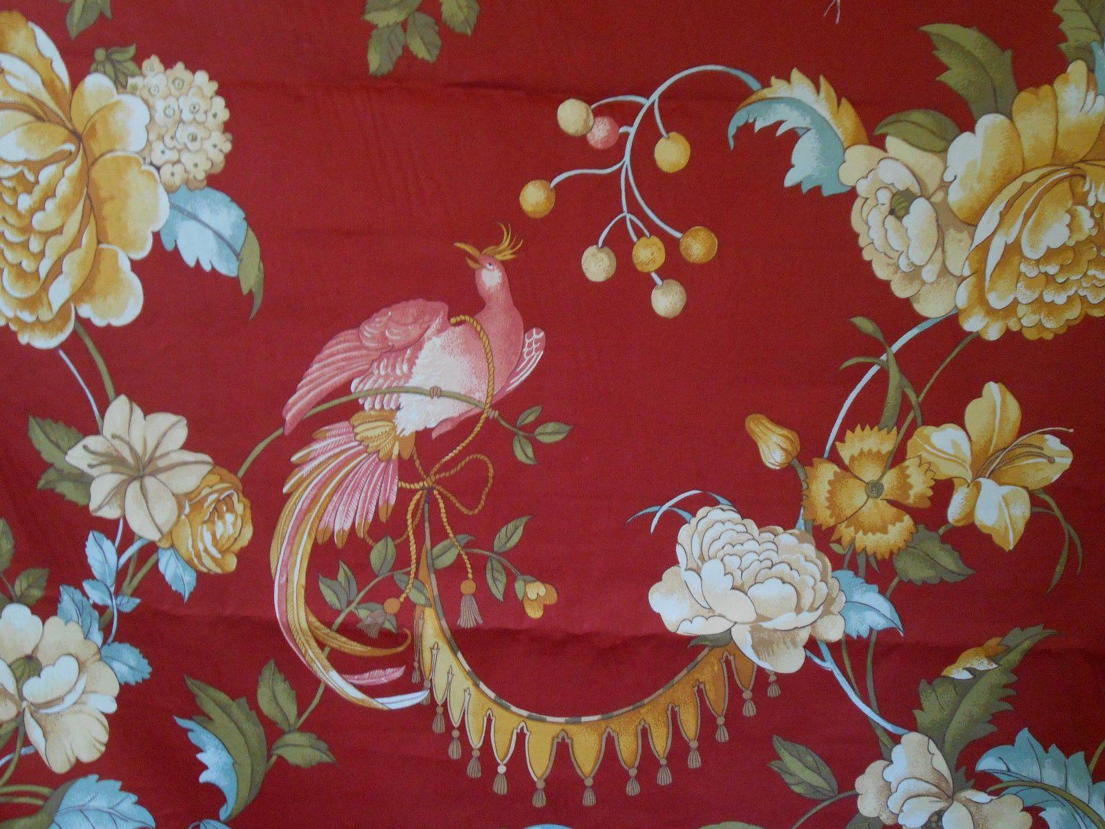 Details About Stroheim Romann Fabric 5 Yards Empress