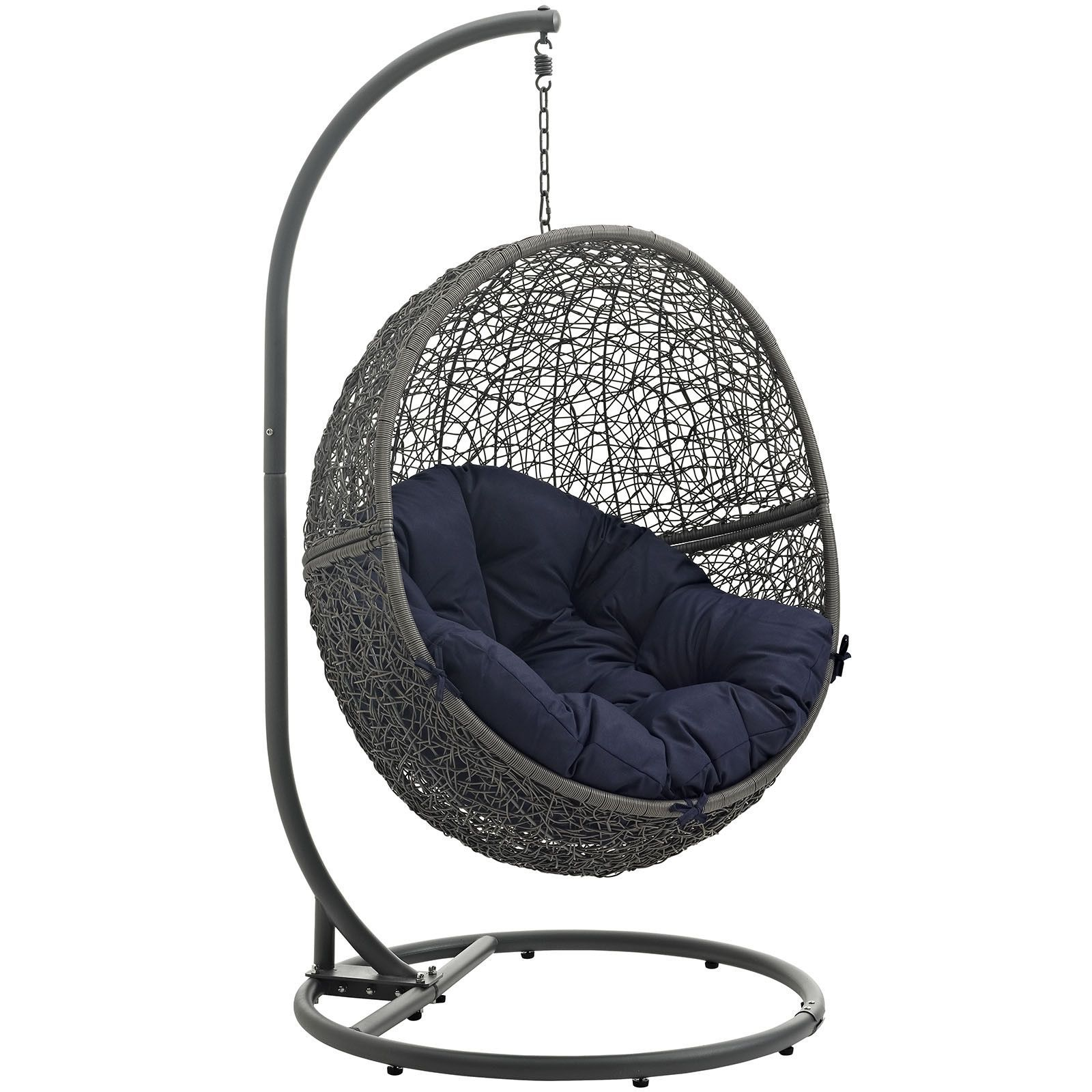 Buy hide outdoor patio swing chair at harvey u haley for only