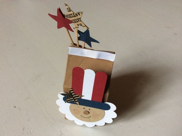 June KIAE  Patriotic Party Favor by vroni_garmisch @2peasinabucket