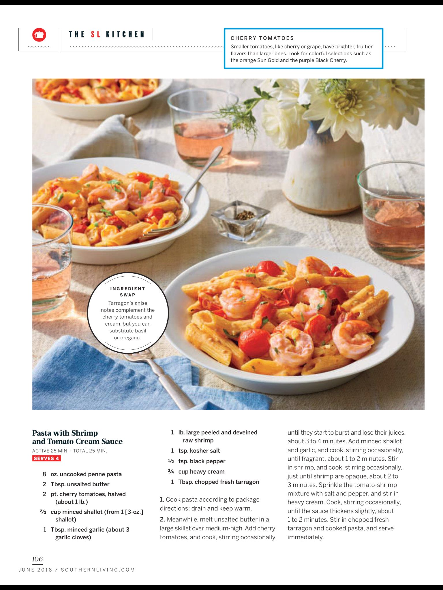 You Say Tomato From Southern Living June 2018 Read It On The