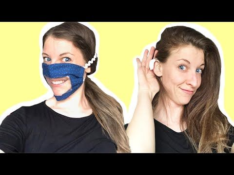 Photo of Covid19 Face Mask | Friendly for the Deaf and Hard of Hearing