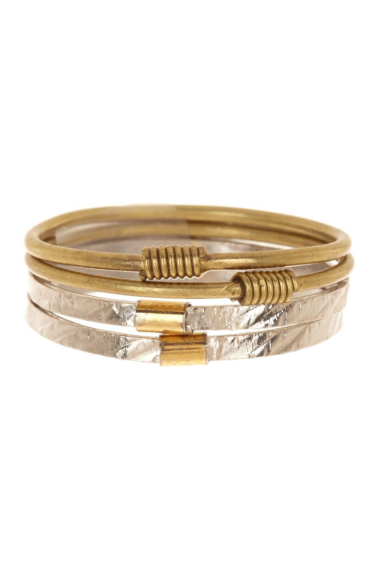Delicate Ring Set on HauteLook