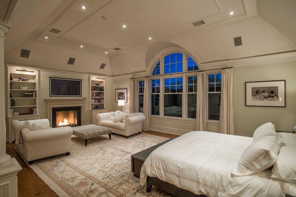 Pin On 45 Master Bedroom Ideas With Sitting Area Chaise Lounges