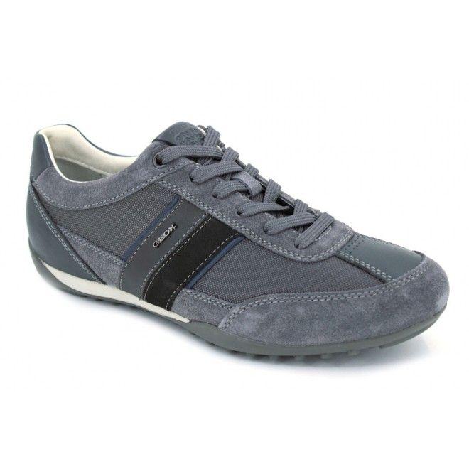 Simetría El diseño Temporizador  Geox U Wells C U52T5C Zapatillas deportivas de estilo casual para ...