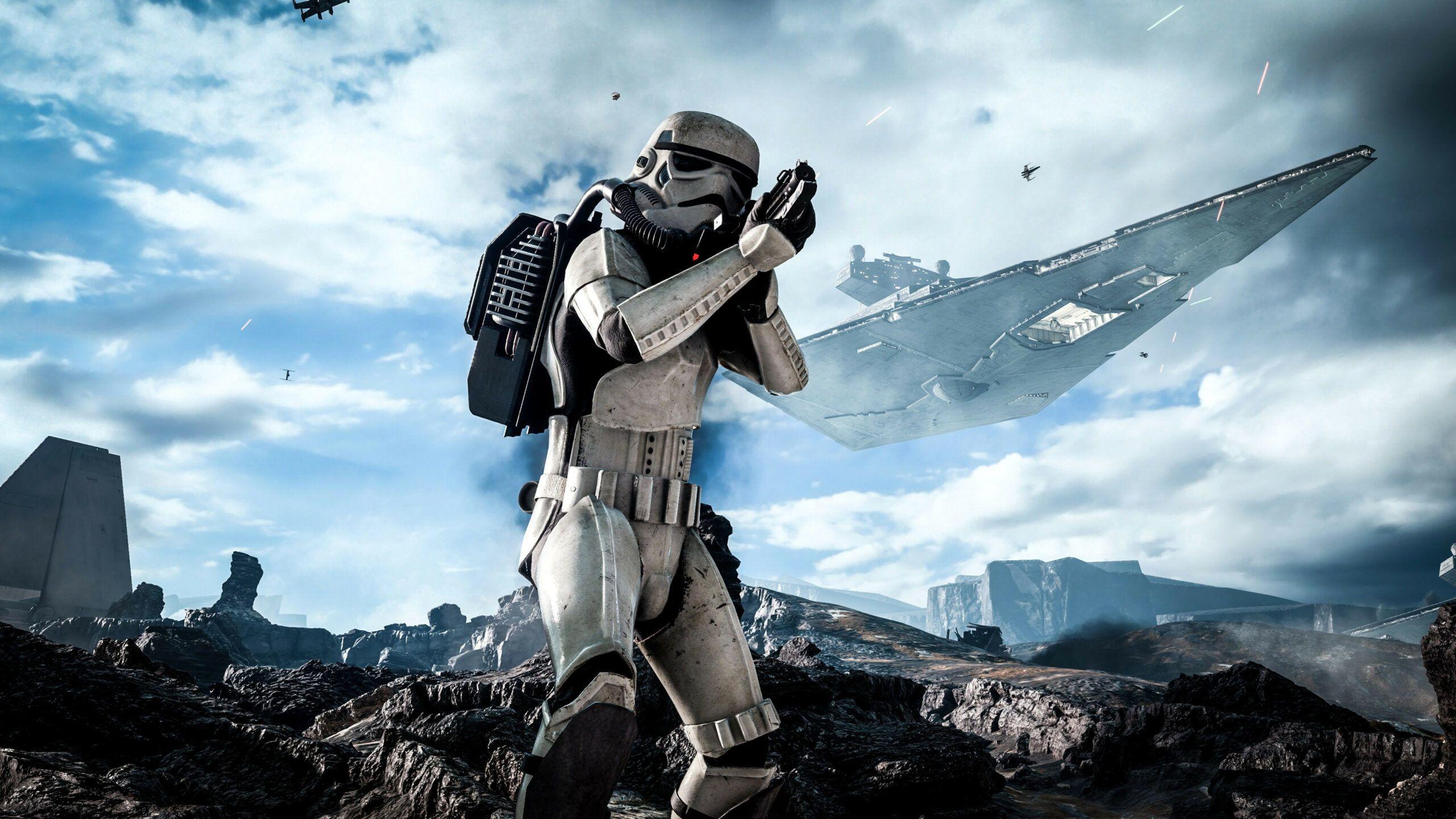 Beautiful First Order Aim Shot Stormtrooper Download Free