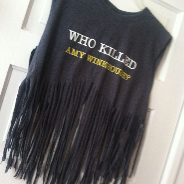 Another fringe tee
