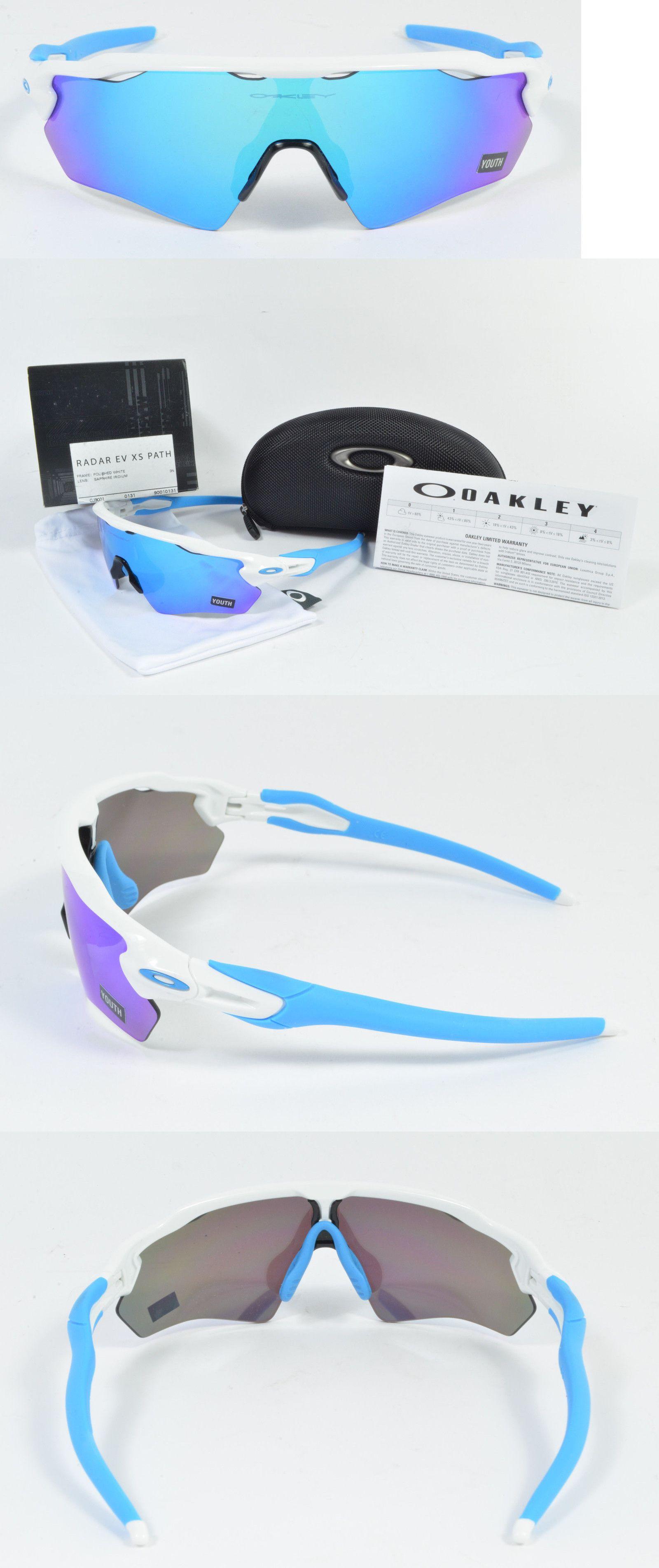 234227187fd25 ... where can i buy sunglasses 131411 oakley radar ev xs path youth  polished white w sapphire