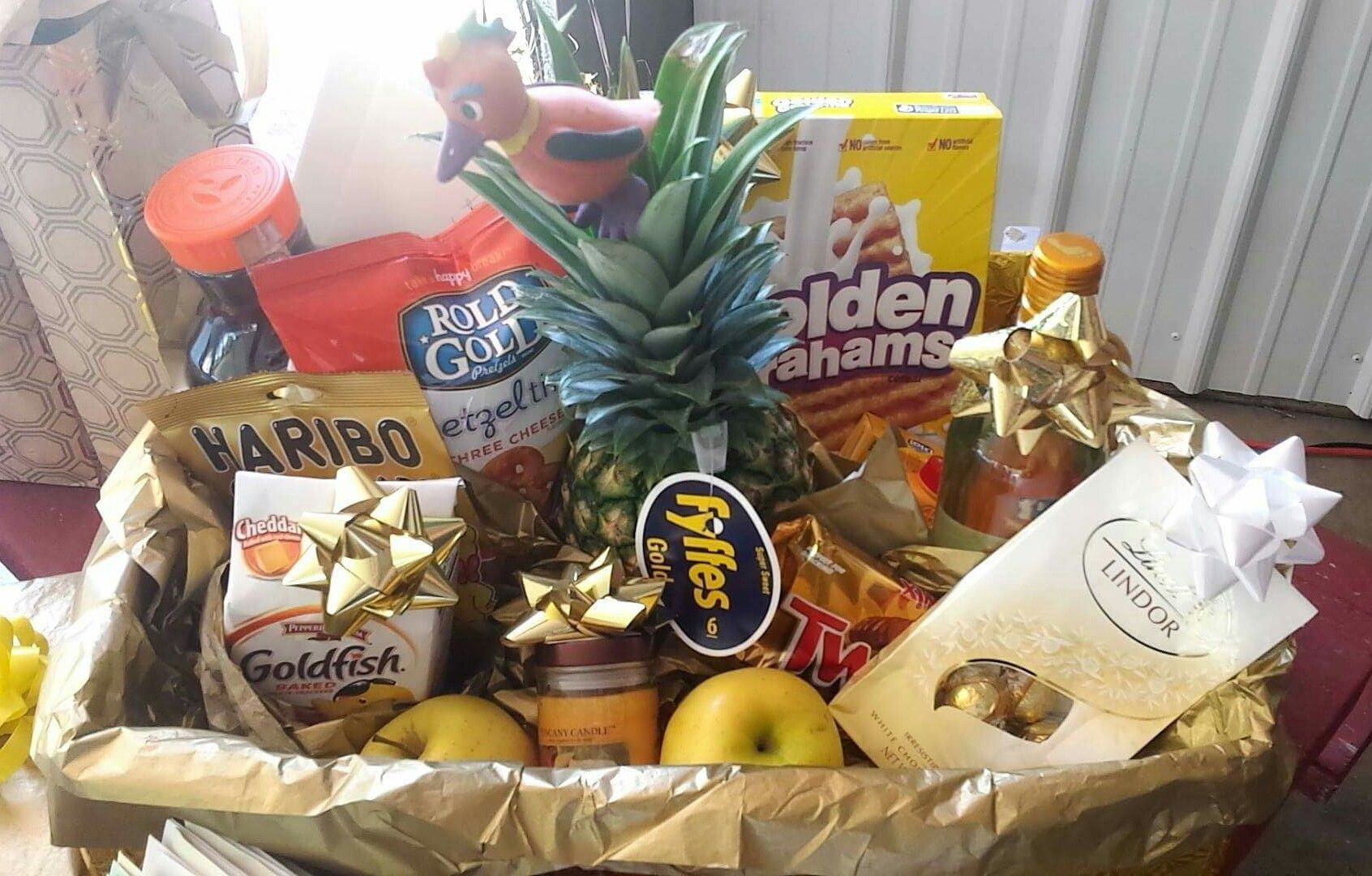 Golden Gifts For A Golden 50th Anniversary! #golden