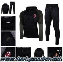 Capuche Magasin Milan Ac Cher Adidas Homme Sweat Survetement Pas OO15Uqw