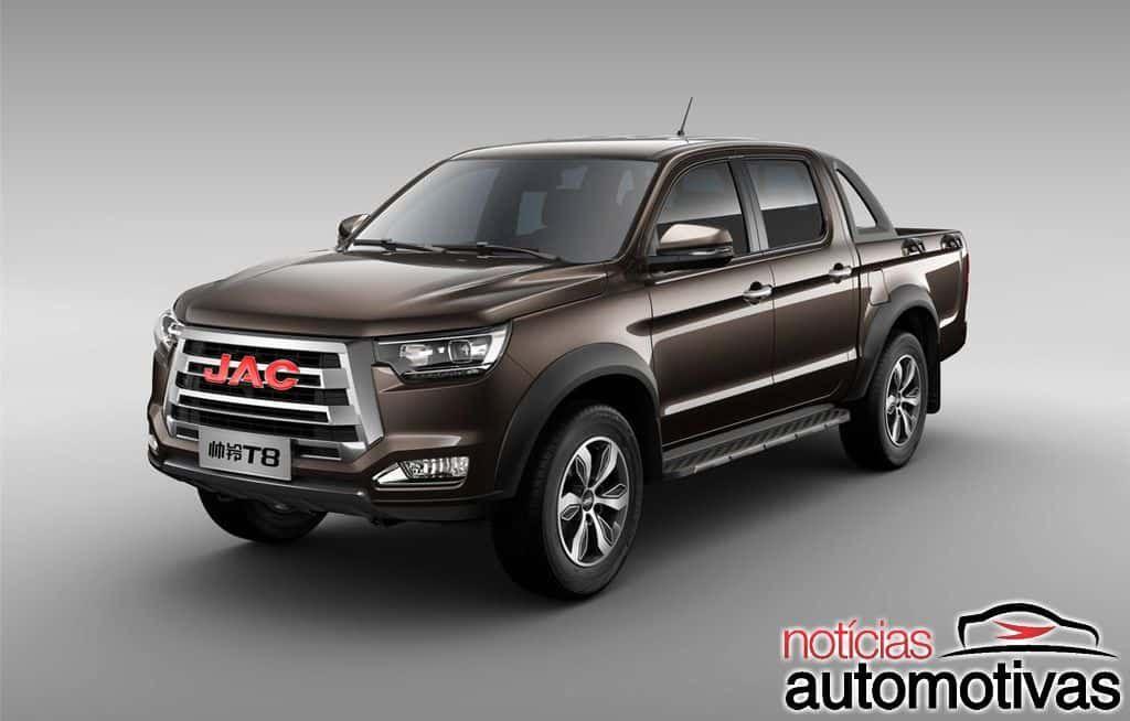 Jac Motors Nova Picape Diesel Vai Ampliar Segmento Em 2019