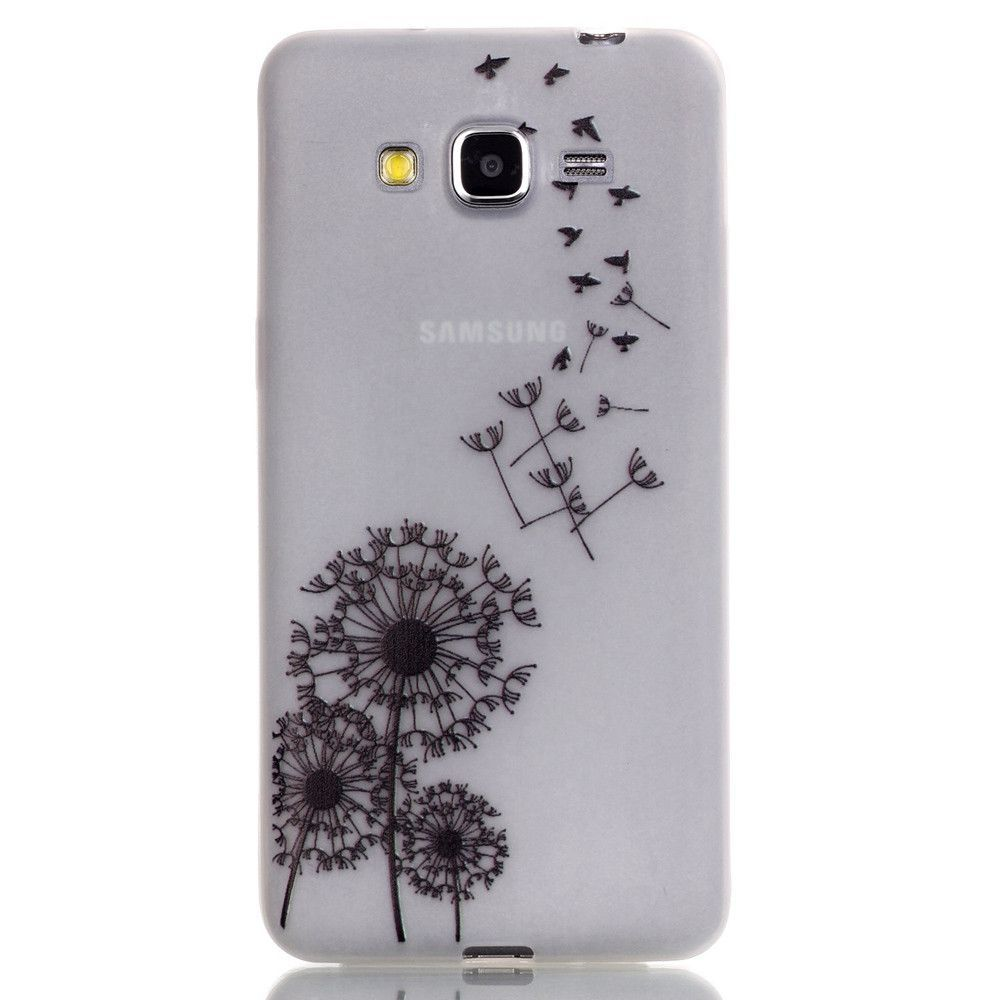 For Samsung Galaxy J3 J300 J320 Luminous Embossed Case Ultra Thin Phone 2016 Slim Soft Tpu Silicon Cover