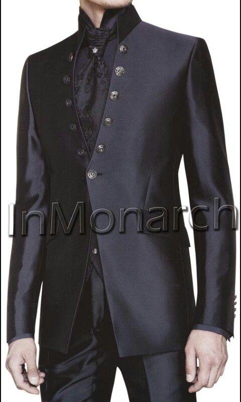 Tuxedo wedding tux gothic man groom black sexy wedding pinterest tuxedo wedding tux gothic man groom black sexy junglespirit Images