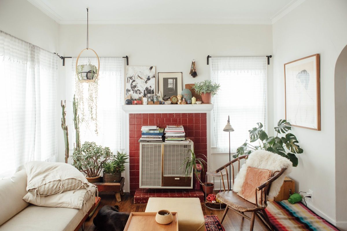 Laid-Back, Vintage California Style in Echo Park — House Tour