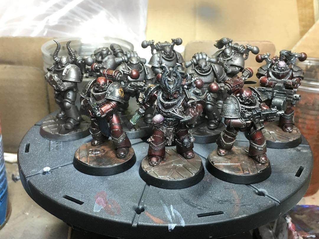 Pin by Shane Snorek on Warhammer | Chaos legion, Warhammer
