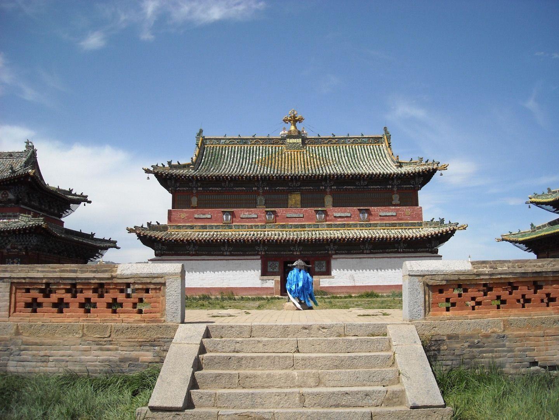 Orkhon Valley Erdene Zuu Monastery