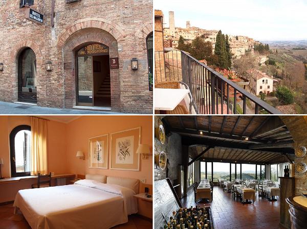Hotel Bel Soggiorno, San Gimignano | Where to? Italy | Pinterest | Italy